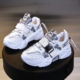 Lace-up Breathable Lightweight Sneakers Nihaostyles Wholesale Clothing Vendor NSCF73028