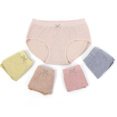 4 Boxed High-waist Girls' Modal Cotton Briefs Nihaostyles Clothing Wholesale NSLSD73648