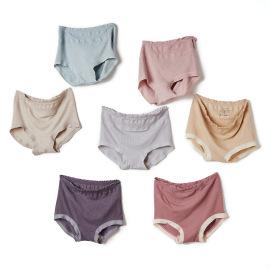 Women's Cotton Modal Mid-waist Underwear Nihaostyles Clothing Wholesale NSLSD73653