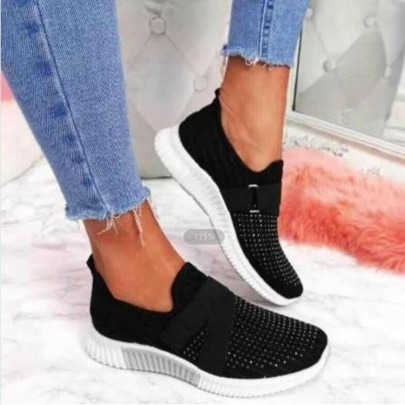 Flat Casual Mesh Loafers Nihaostyles Clothing Wholesale NSYUS74211