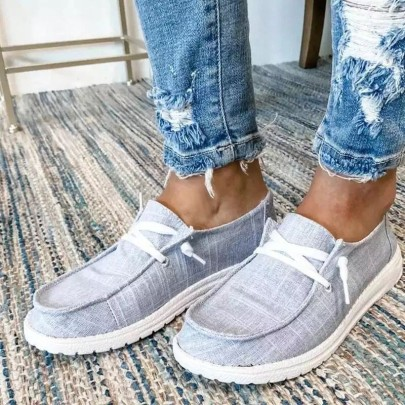 Flat Casual Loafers Nihaostyles Clothing Wholesale NSYUS74013