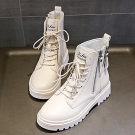 Flat Casual Martin Boots Nihaostyles Clothing Wholesale NSYUS74922