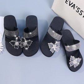 Women's Butterfly Slippers Nihaostyles Clothing Wholesale NSKJX71188