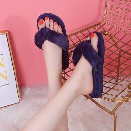 Women Winter Cotton Flip Flops Nihaostyles Clothing Wholesale NSKJX71201