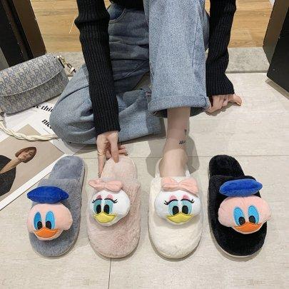 Cotton Cartoon Indoor Slippers Nihaostyles Clothing Wholesale NSKJX71214