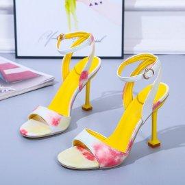 Ankle Strap Buckle Sandals Nihaostyles Wholesale Clothing Vendor NSYBJ71229