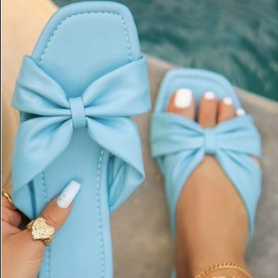 Women's Flat Slippers Nihaostyles Clothing Wholesale NSCRX71301