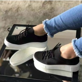 Women's Summer And Autumn Cross Strap Casual Shoes Nihaostyles Clothing Wholesale NSCRX71302