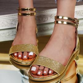 Ladies Roman Sandals Nihaostyles Clothing Wholesale NSCRX71304