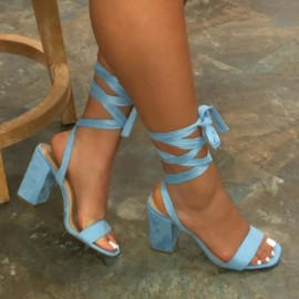 Cross Strap Open-toed Sandals Nihaostyles Wholesale Clothing Vendor NSCRX71319