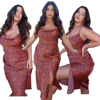 Noble Printed Dress Nihaostyles Wholesale Clothing Vendor NSJCF71340