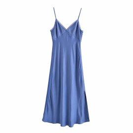 Lace Underwear Strap Dress Nihaostyles Wholesale Clothing Vendor NSAM75435