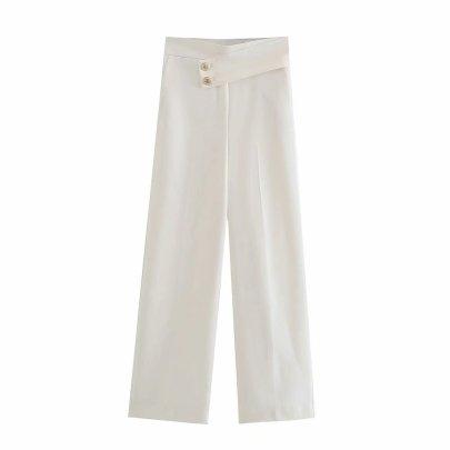 Straight-leg Pants Casual Pants Nihaostyles Wholesale Clothing Vendor NSAM75628
