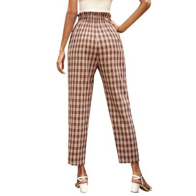 Straight Slim Fit Pants Nihaostyles Wholesale Clothing Vendor NSJM76010
