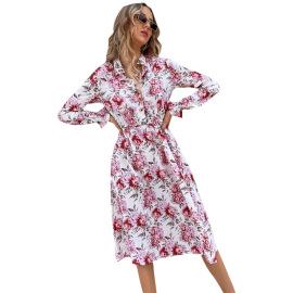 Women's Loose Big Swing Dress Nihaostyles Clothing Wholesale NSJM76025