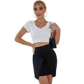 Women's Half-length Skirt Nihaostyles Clothing Wholesale NSJM76029