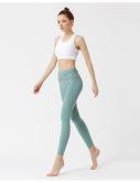 Pantalones De Yoga De Color Sólido Para Mujer Nihaostyles Ropa Al Por Mayor NSXPF70678