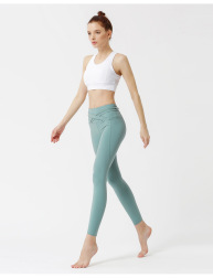 Women's Solid Color Yoga Pants Nihaostyles Clothing Wholesale NSXPF70678