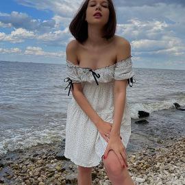 Polka Dot Bow Knot Folds Off-shoulder Short A-line Skirt Nihaostyles Wholesale Clothing Vendor NSMI76483