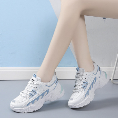 Thick Bottom Sports Shoes Nihaostyles Clothing Wholesale NSSC76732
