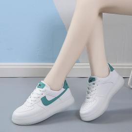 Women's White Casual Sneaker Nihaostyles Clothing Wholesale NSSC76731