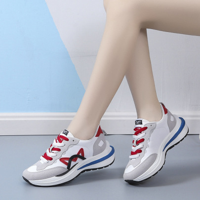 Women's Thick Bottom Running Shoes Nihaostyles Clothing Wholesale NSSC76735