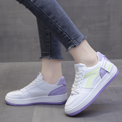 Women's Candy Colors Sneakers Nihaostyles Clothing Wholesale NSSC76736
