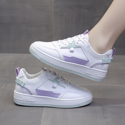 Women's Candy Colors Thick Bottom Sneakers Nihaostyles Clothing Wholesale NSSC76739