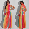 Women's Wide-leg Jumpsuit Nihaostyles Clothing Wholesale NSXHX76771