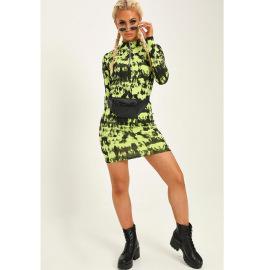 Women's Printed Dress Nihaostyles Clothing Wholesale NSXHX76818