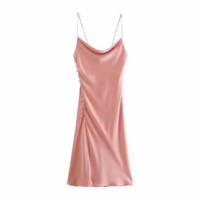 Women's Suspender Dress Nihaostyles Clothing Wholesale NSAM72135