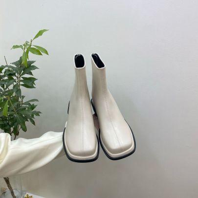 Small Short Martin Boots Nihaostyles Wholesale Clothing Vendor NSCA72151