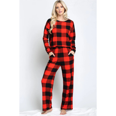 Sweatshirt Straight Trousers Set Nihaostyles Wholesale Clothing Vendor NSHYG72302