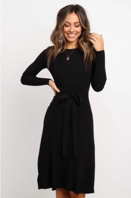 Women's Solid Color Elastic Bandage Slim Dress Nihaostyles Clothing Wholesale NSJRM72428