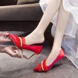 Women's Stiletto High Heels Nihaostyles Clothing Wholesale NSYSY77091