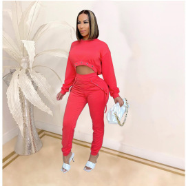 Women's Casual Set Nihaostyles Wholesale Clothing NSQMD78213