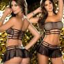 Women's Bikini Swimsuit Nihaostyles Wholesale Clothing NSFQQ78342