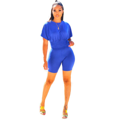 Women's Waist Sports Two-piece Nihaostyles Wholesale Clothing NSAB78466