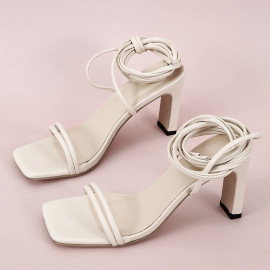 Women's High-heeled Sandals Nihaostyles Wholesale Clothing NSHYR78498