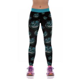 Women's Halloween Digital Printing Leggings Nihaostyles Wholesale Halloween Costumes NSNDB78602