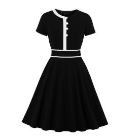 Women's Slim Dress Nihaostyles Clothing Wholesale NSMXN78633