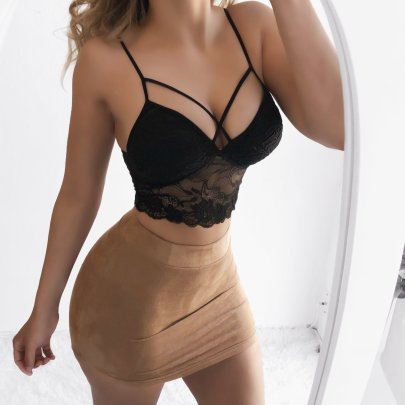 Women's Lace Shaping Gather Bra Nihaostyles Wholesale Clothing NSFQQ78677