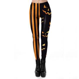 Women's Halloween Carnival Costume Leggings Nihaostyles Clothing Wholesale NSNDB78719