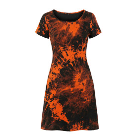 Women's Tie-dye Gradient Dress Nihaostyles Clothing Wholesale NSMXN78740