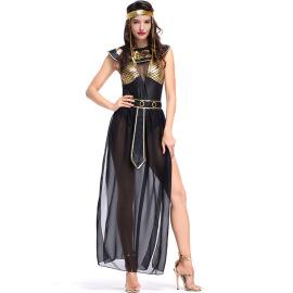 Ancient Egyptian Mythology Goddess Cosplay Costumes Nihaostyles Wholesale Halloween Costumes NSPIS78751