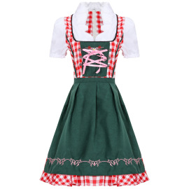 Maid Cosplay Costume Nihaostyles Wholesale Halloween Costumes NSMRP79036