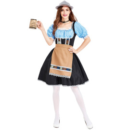 Women's Cafe Dresses Cosplay Costume Nihaostyles Wholesale Clothing NSPIS79046