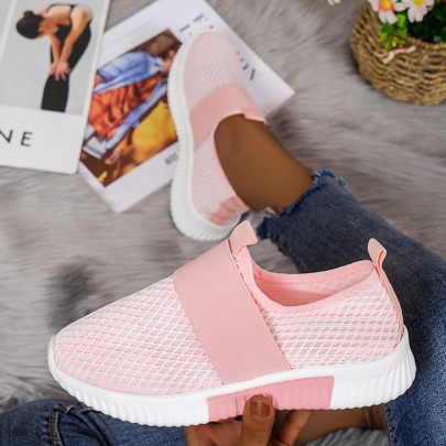 Women's Mesh Loafers Shoes Nihaostyles Clothing Wholesale NSYUS79341
