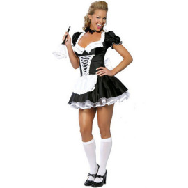 Maid Cosplay Costume Sexy Lingerie Nihaostyles Wholesale Clothing NSMRP79079