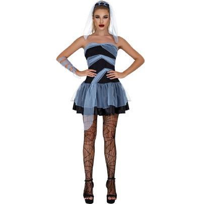 Halloween Demon Vampire Ghost Bride Cosplay Costume Nihaostyles Wholesale Halloween Costumes NSMRP79089